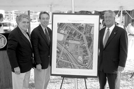 Jack McEneny, Ron Canestrari, Jerry Jennings Proud Of Their Con Center