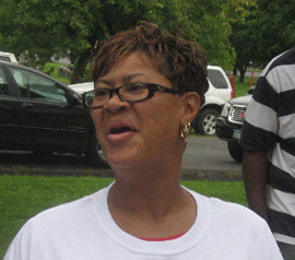 Ward Leader Regina Goodbee