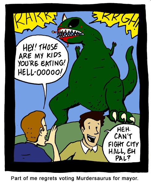 Saturday Morning Breakfast Cereal Comic #385
