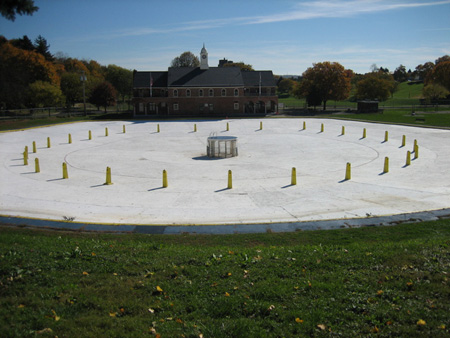 Lincoln Park Pool Ready For Winter
