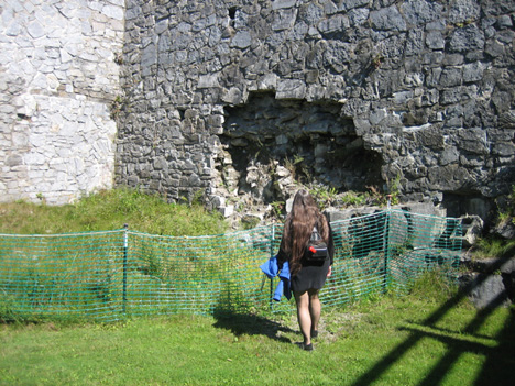 Weather Damage To The Outer Walls