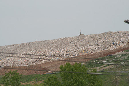 Jennings Memorial Dump AT Rapp Road {Bert Schou photo}