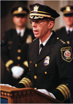 John Nielsen, Albany Chief Of Police In 1999