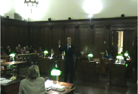 Lester Freeman Declaims Against Bath House #2 At The Common Council, Dec. 20 2010 (from ACT)