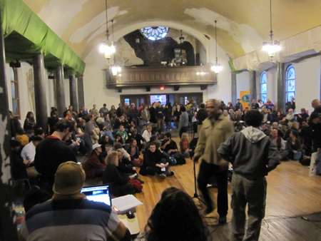 Third General Assembly At Grand Street Community Arts (GSCA)