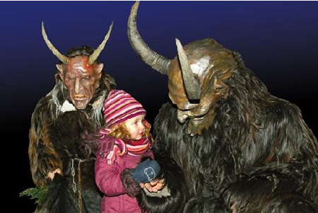 Good Little Children Have Nothing To Fear From Krampus