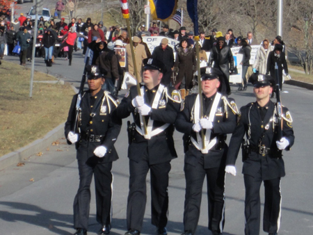 Albany Police Honor Guard