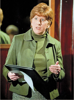 Kathy Sheehan On January 22