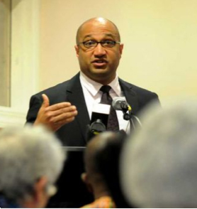 DA David Soares Confronts The Community On March 29