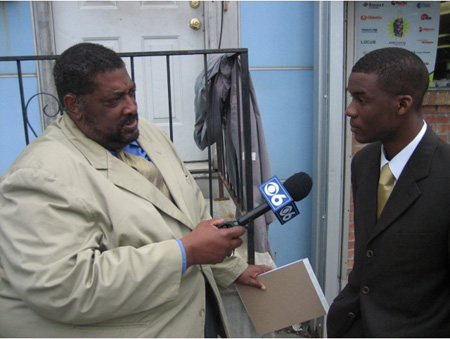 Corey Ellis In My Neighborhood In 2009, Interviewed By Ken Screvin