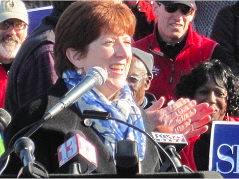 Our Next Mayor Kathy Sheehan