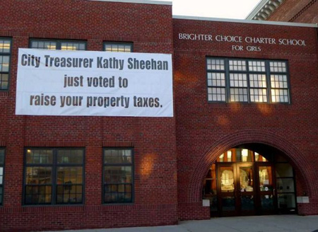 The Sign Is A Lie: Kathy Sheehan Had Just Blocked An IDA Tax Giveaway To Brighter Choice