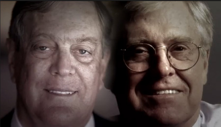 Charles And David Koch Hate America
