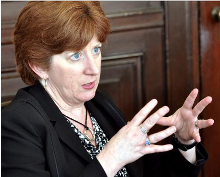 Albany Mayor Kathy Sheehan: Walking A Political Tightrope