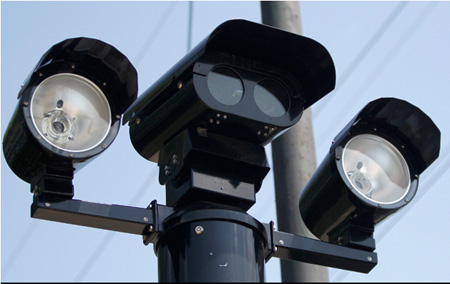 Red Light Camera In Chicago