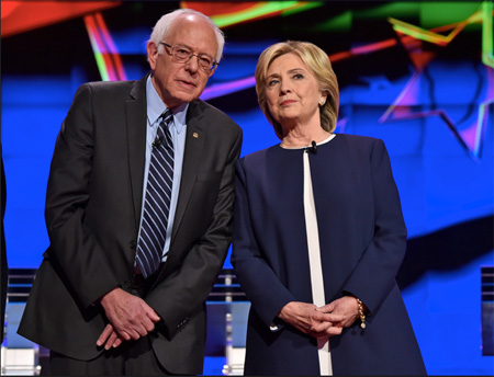 Bernie Sanders And Hillary Clinton: The Responsible, Competent Elders