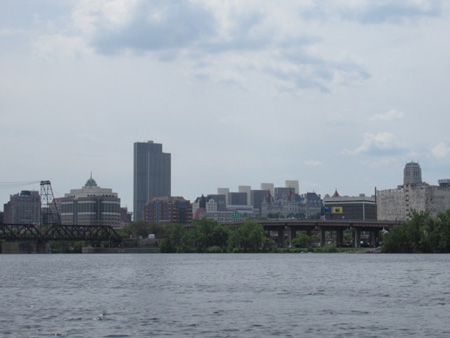Since I Have No Photos Of Racism, Here's A Photo Of Albany From The River Taken This Past Memorial Day WeekendSince I Have No Photos Of Racism, Here's A Photo Of Albany From The River Taken This Past Memorial Day Weekend