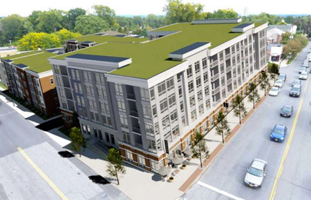 Five Story Apartment Block Planned For 563 New Scotland Avenue
