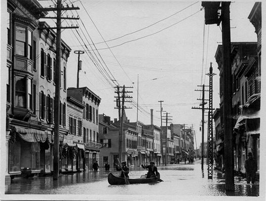 South Pearl Street, 1913