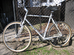 My Underused Bicycle