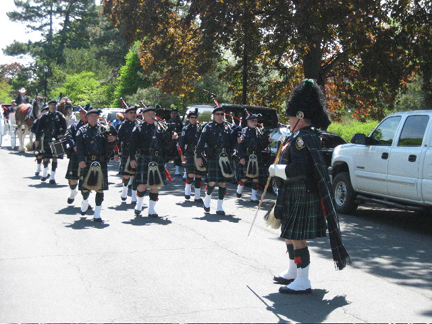 Police Pipers